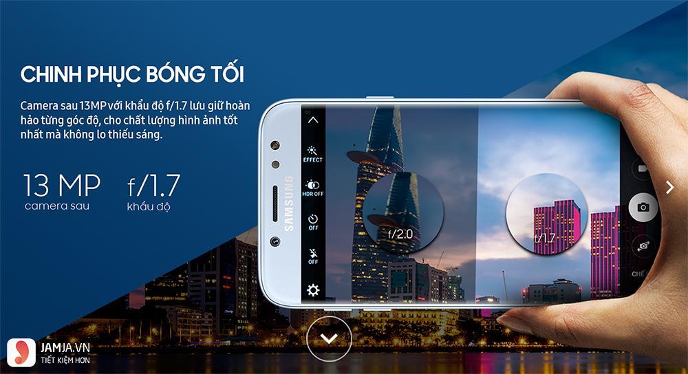 Đánh giá Samsung Galaxy J7 Pro - 2