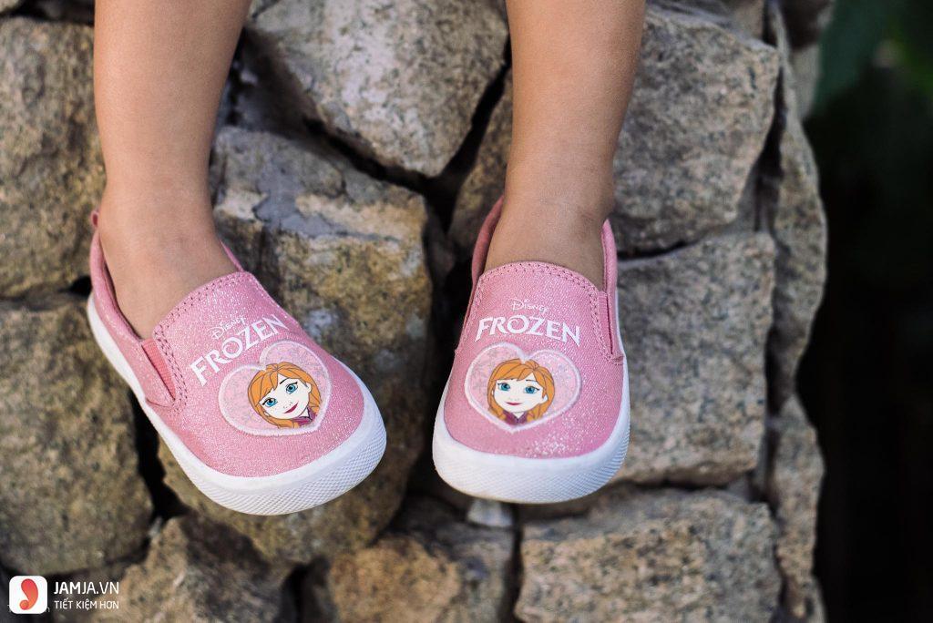 Giày thể thao cho bé gái 10 tuổi 1