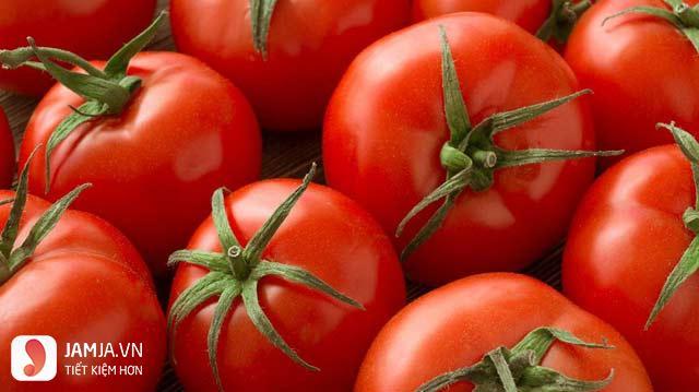 Một số lợi ích của cà chua