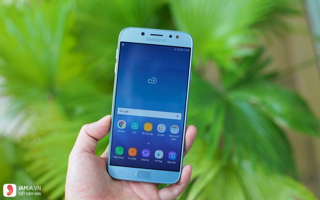Samsung J7 Pro có chống nước không - 1