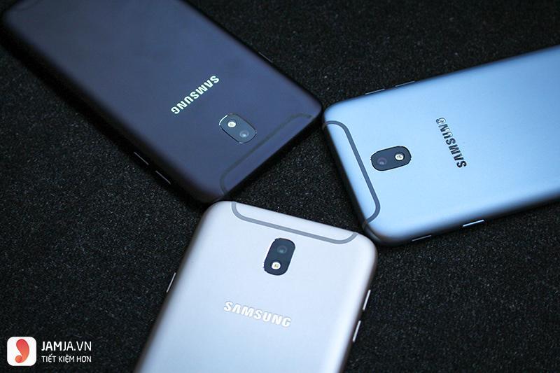 Samsung J7 Pro có mấy màu?