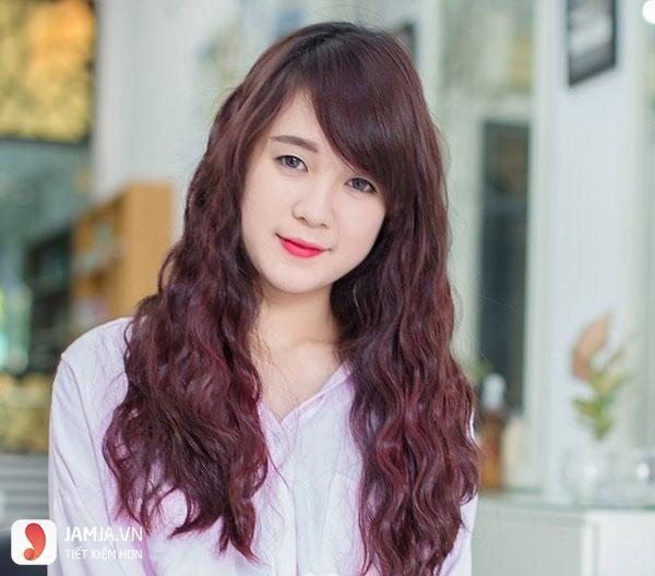 tóc uốn xù bính 3