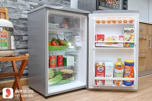 Tủ lạnh giá rẻ dưới 3 triệu Aqua AQR-95AR