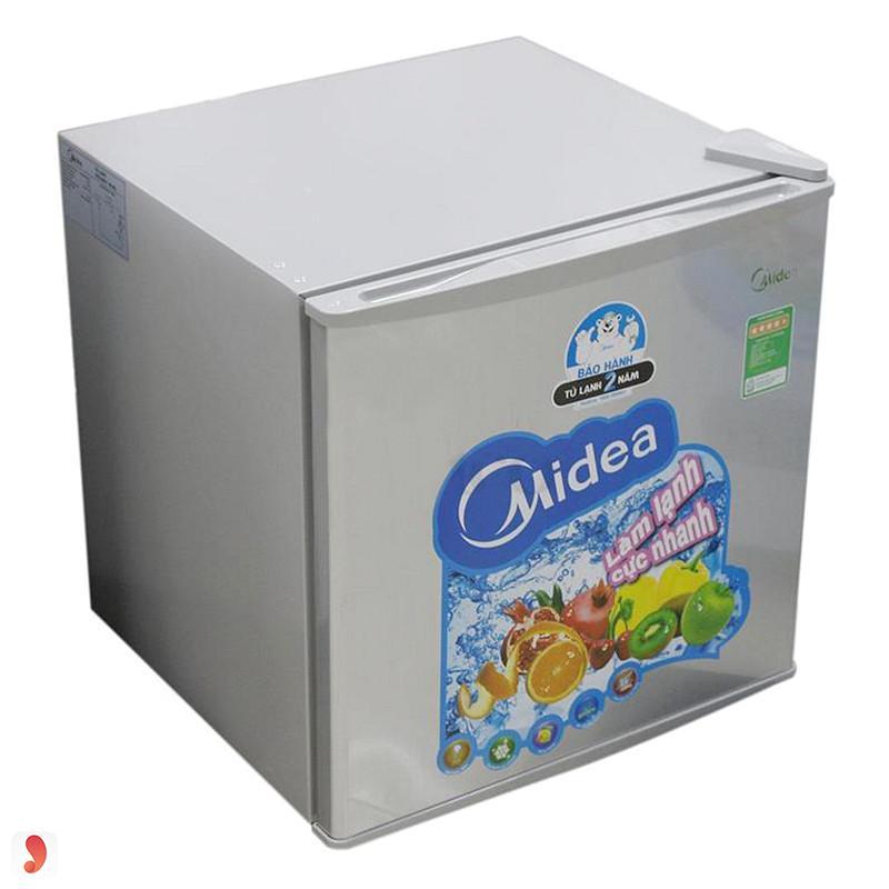 Tủ lạnh giá rẻ dưới 3 triệu Midea HS-65SN
