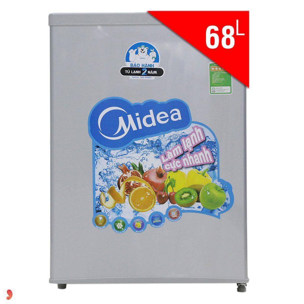 Tủ lạnh giá rẻ dưới 3 triệu Midea HS90SN