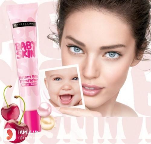 BB cream Maybelline baby skin 4