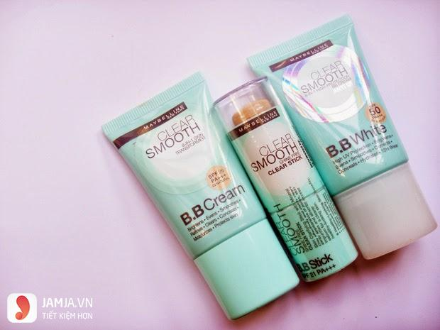 BB cream Maybelline clear smooth review 1