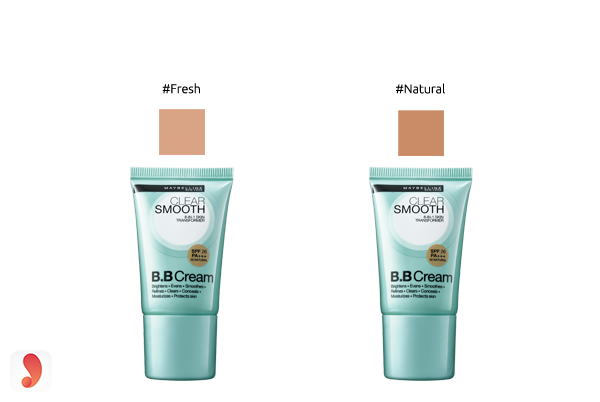 BB cream Maybelline clear smooth review 2