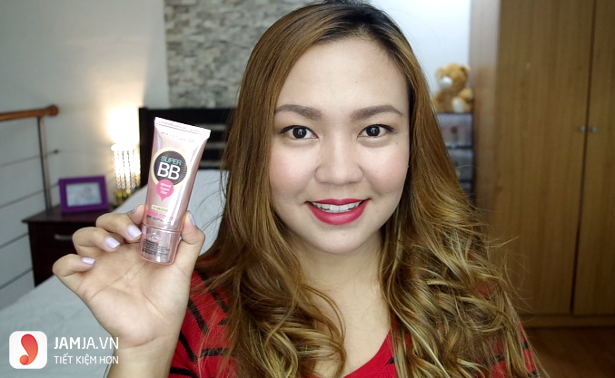 BB cream Maybelline super cover review chi tiết 4
