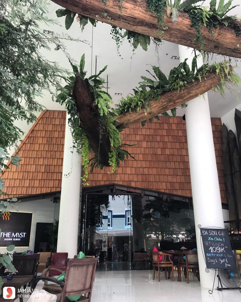 Bason Café - 1, quán cafe view đẹp ở sài gòn