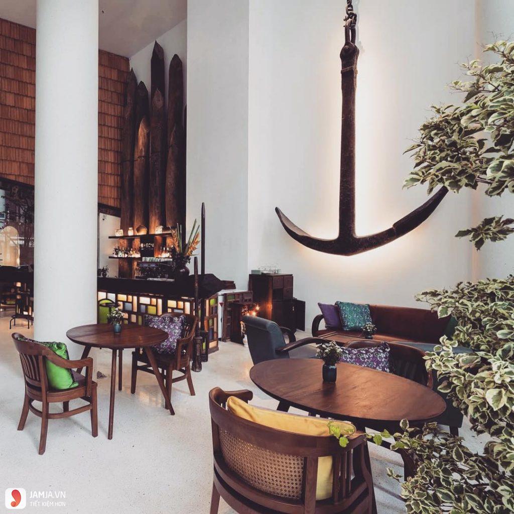 Bason Café - 3, quán cafe view đẹp ở sài gòn