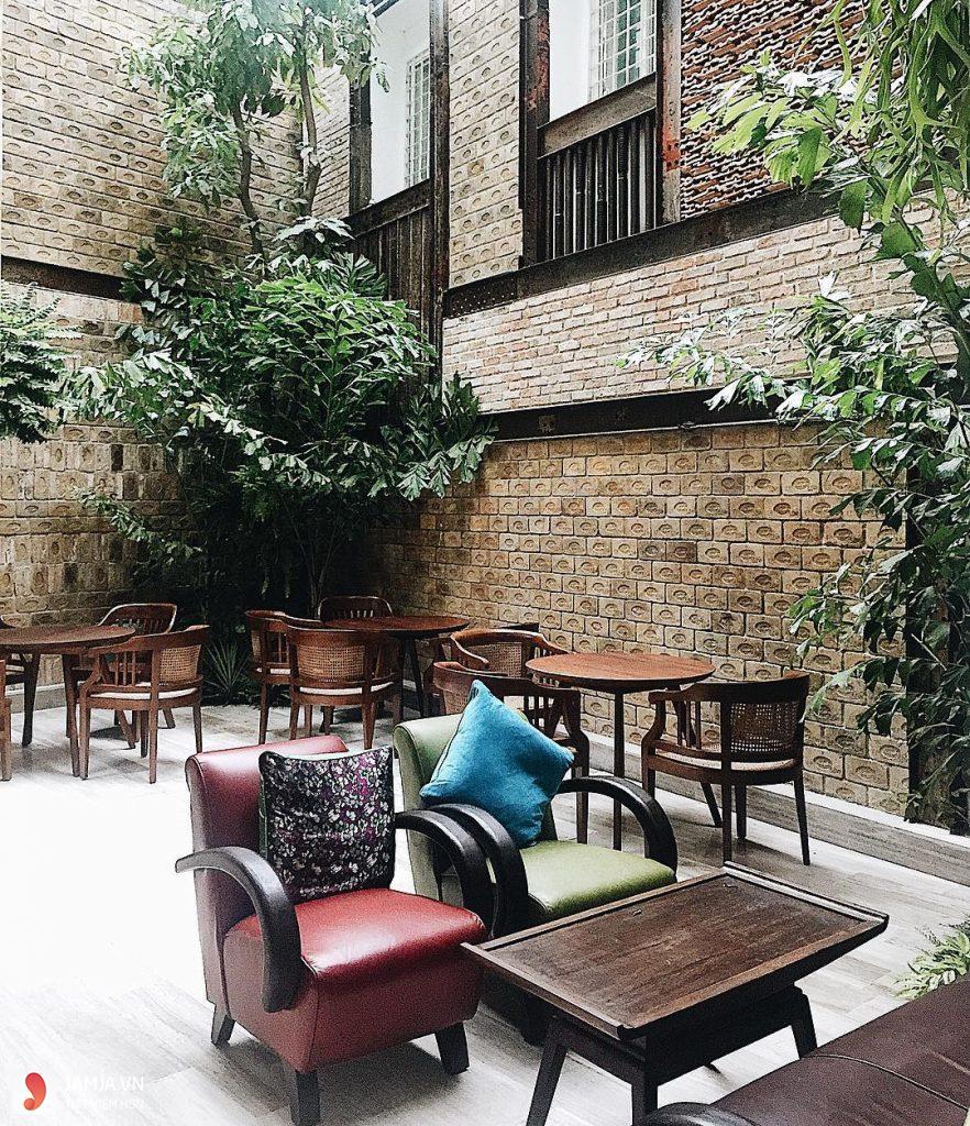 Bason Café - 4, quán cafe view đẹp ở sài gòn