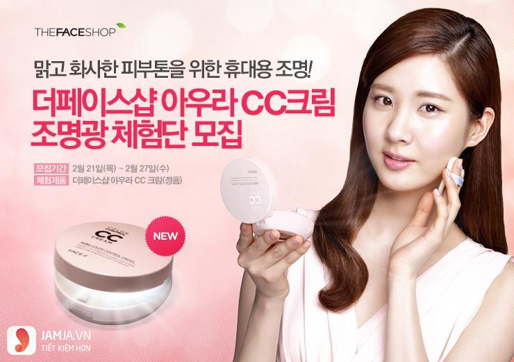 CC Cream Face It Aura Color Control Cream - 1