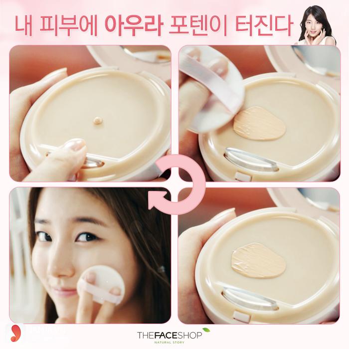 CC Cream Face It Aura Color Control Cream - 2