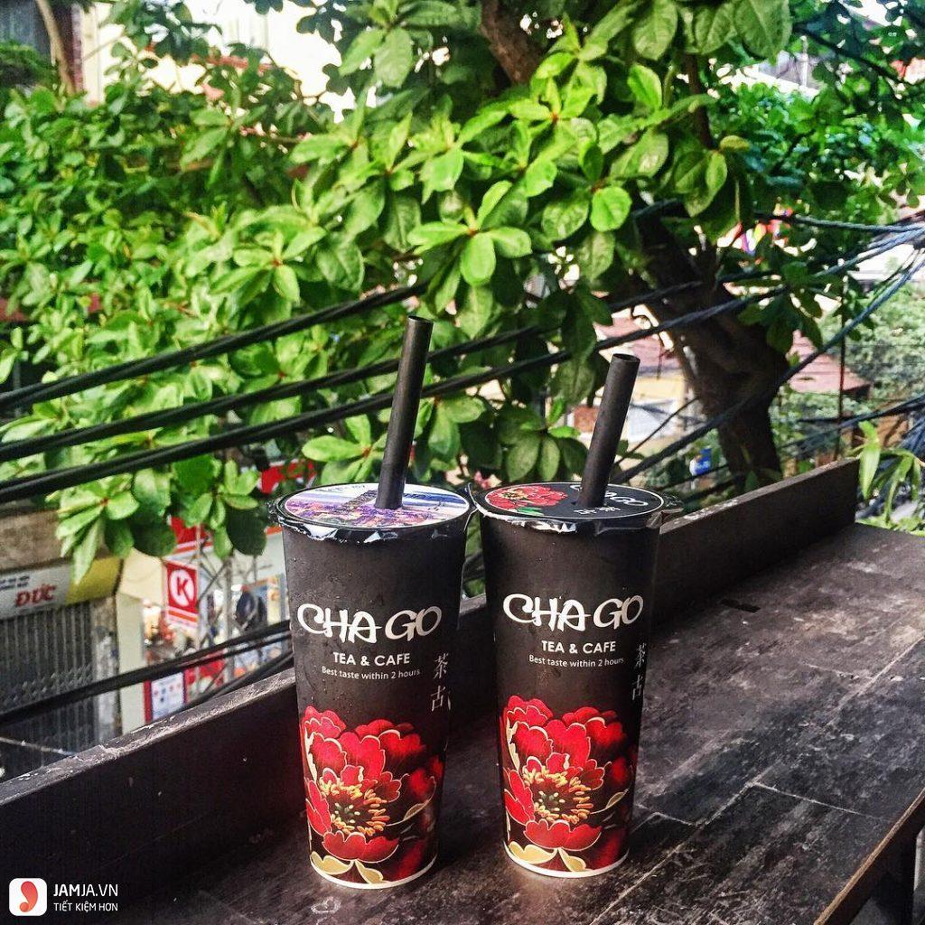 ChaGo Tea & Cafe Hàng Buồm - 1