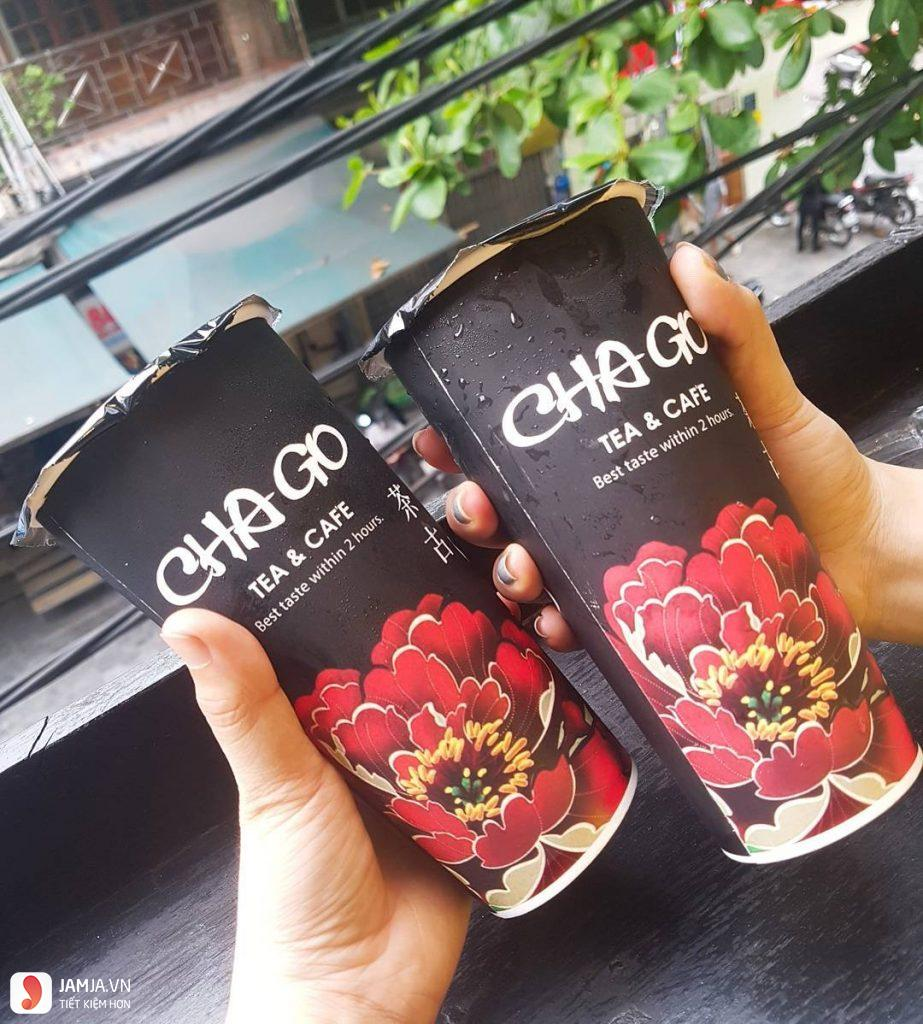 ChaGo Tea & Cafe Hàng Buồm - 3