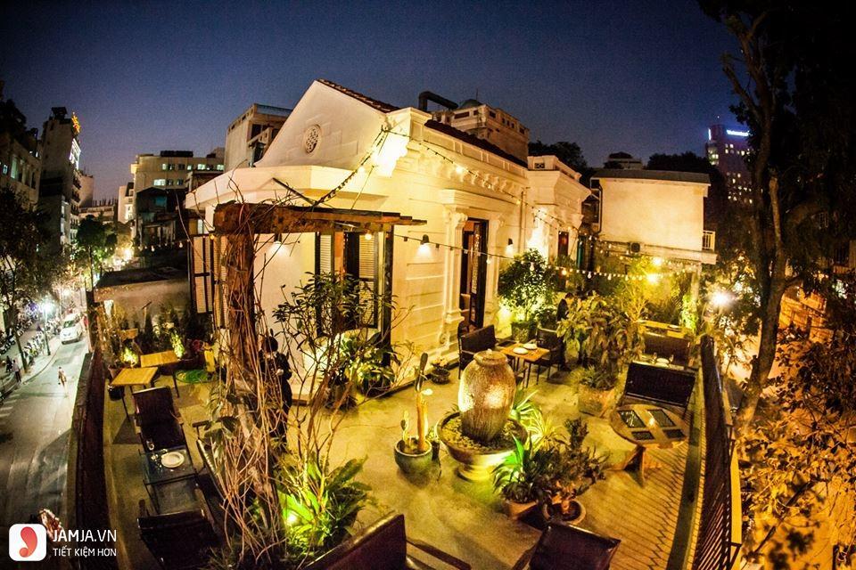 Địa chỉ Cosa Nostra cafe