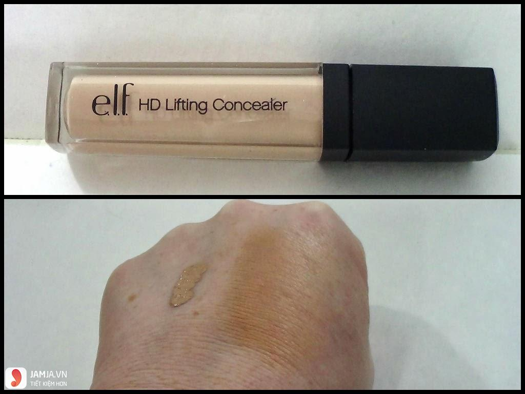 Review E.L.F Studio HD Lifting Concealer