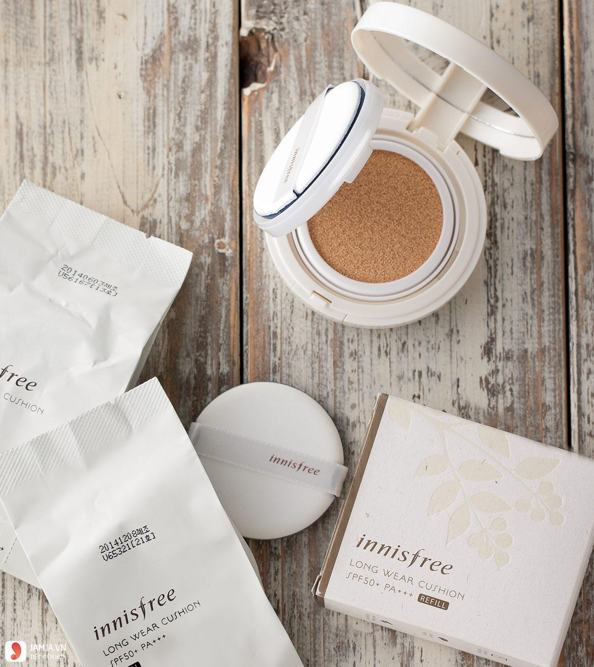 Innisfree Long Wear Cushion 1
