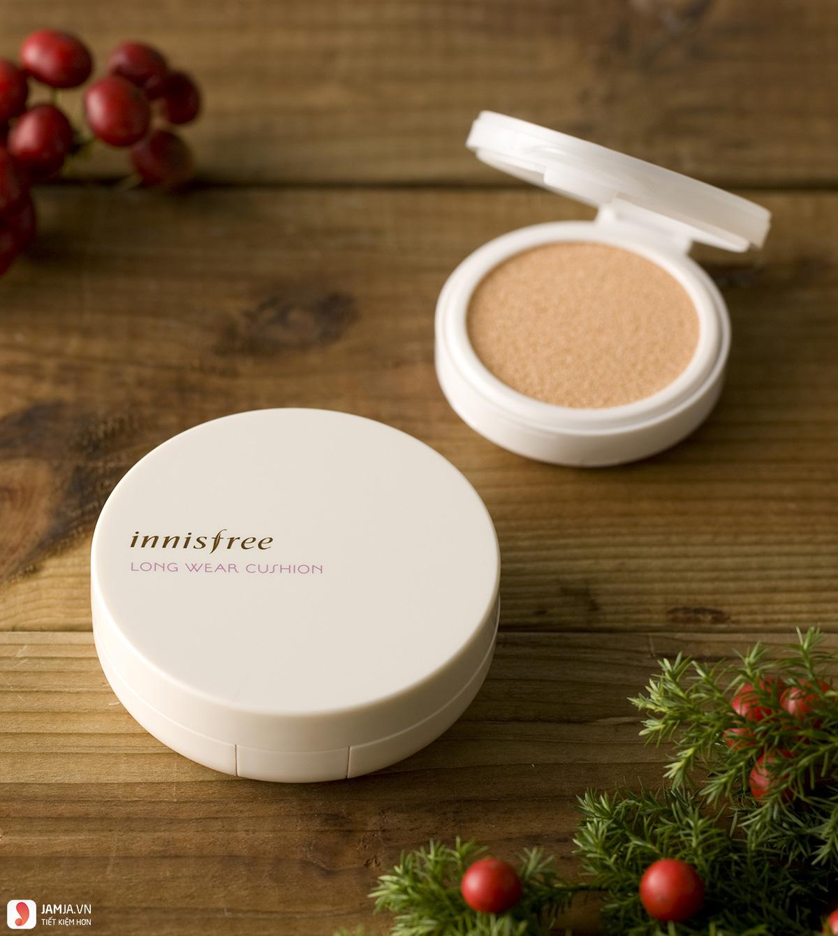 Innisfree Long Wear Cushion 2