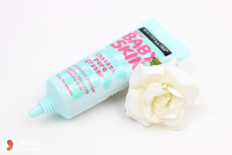 Maybelline Baby Skin Instant Instant Pore Eraser giá bao nhiêu? Mua ở đâu là uy tín 4