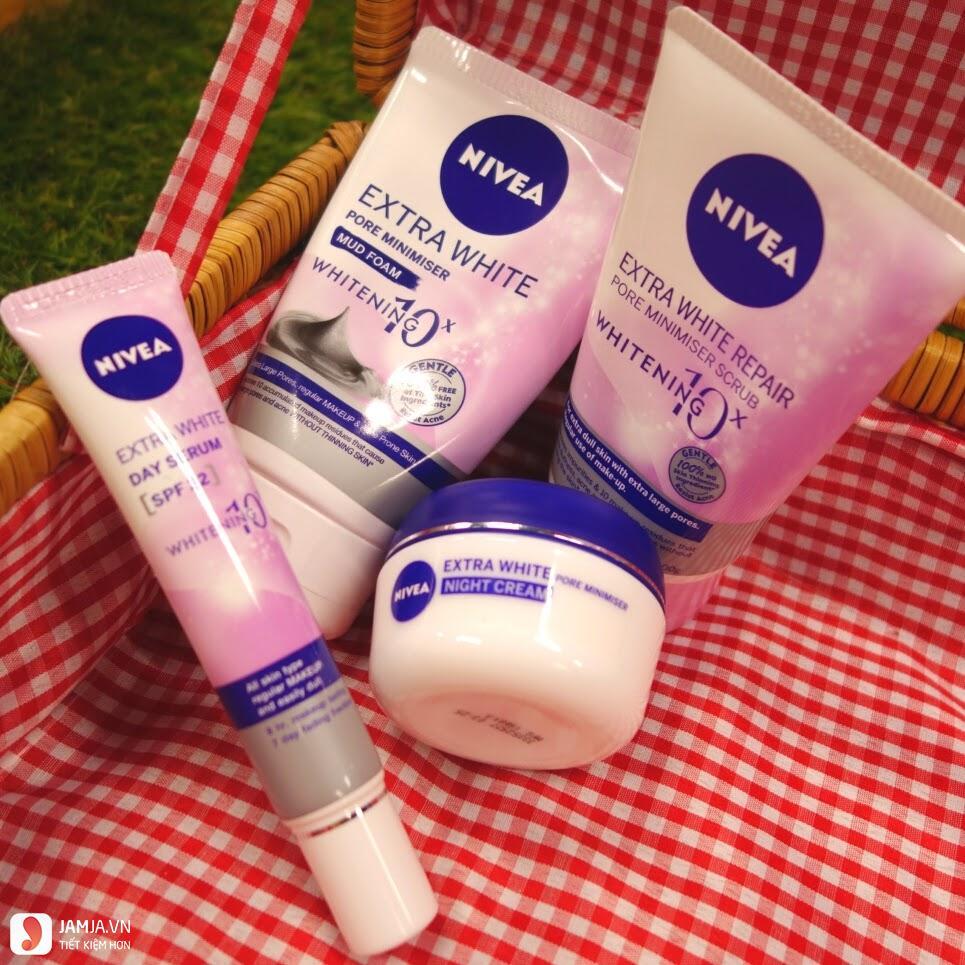 Nivea Extra White Day Serum có gì nổi trội