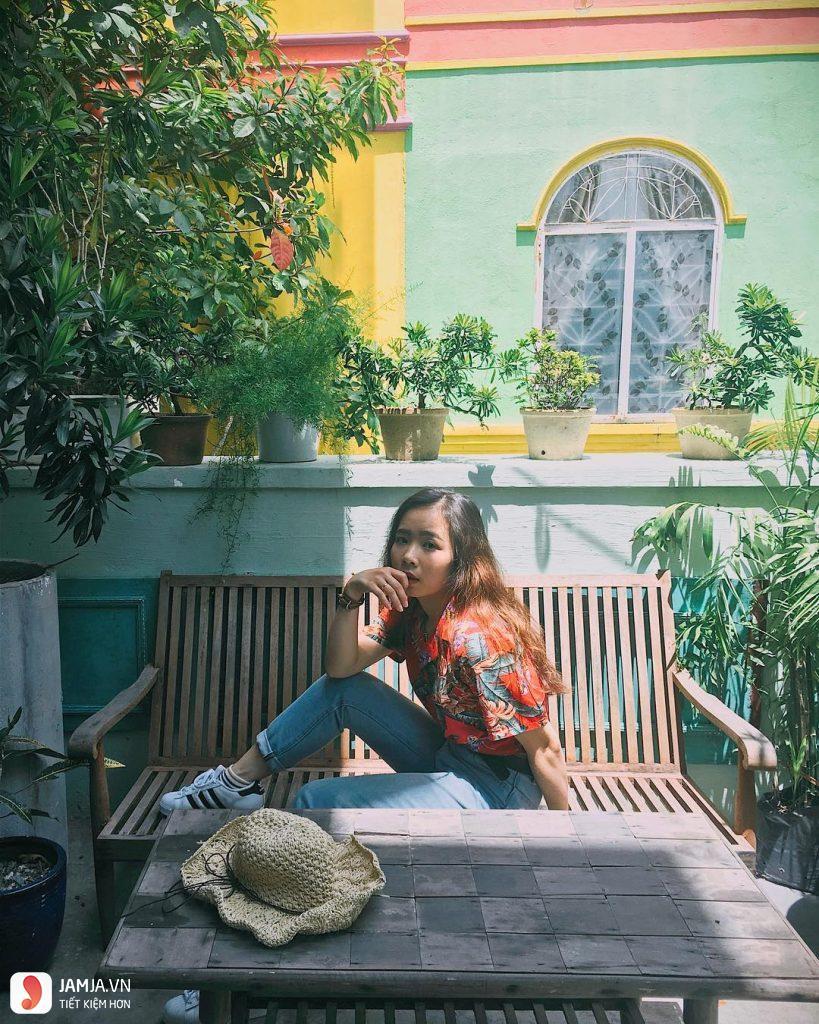 Pavilion Garden 4