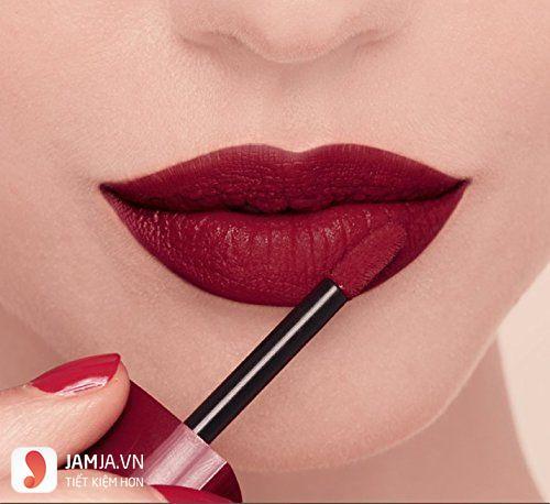 Review sonkem Bourjois Rouge Edition Velvet màu 19