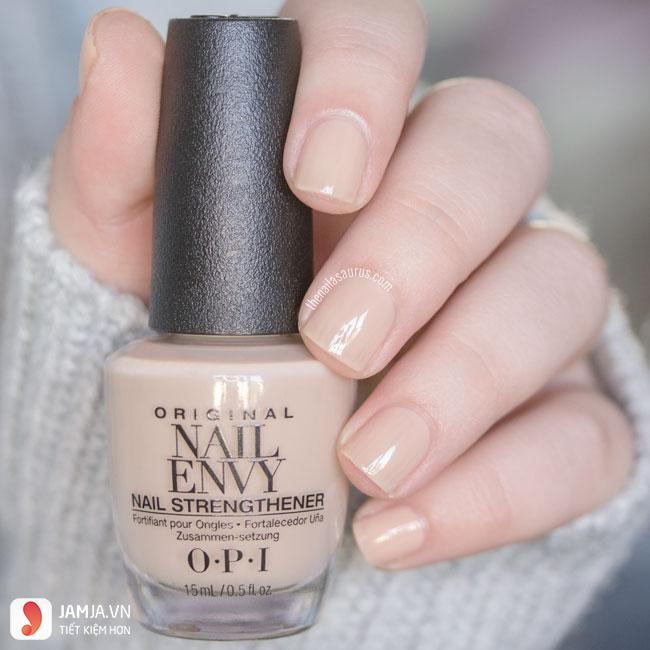 Review sơn móng tay OPI Nail Envy Nail Strengthener - 2