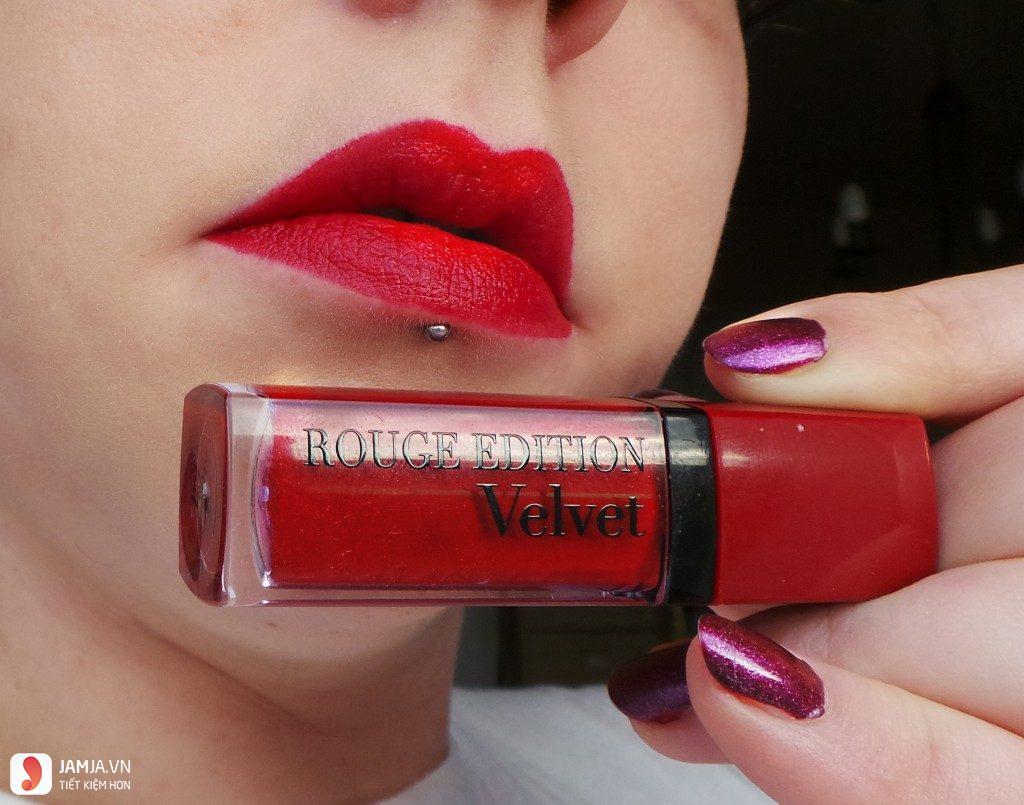Son Bourjois Rouge Edition Velvet Grand Gru
