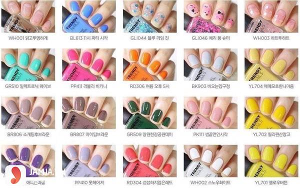 The Face Shop Trendy Nails 2