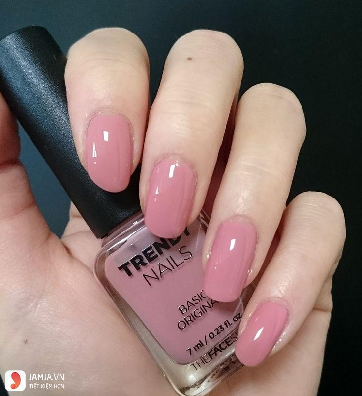 The Face Shop Trendy Nails 3