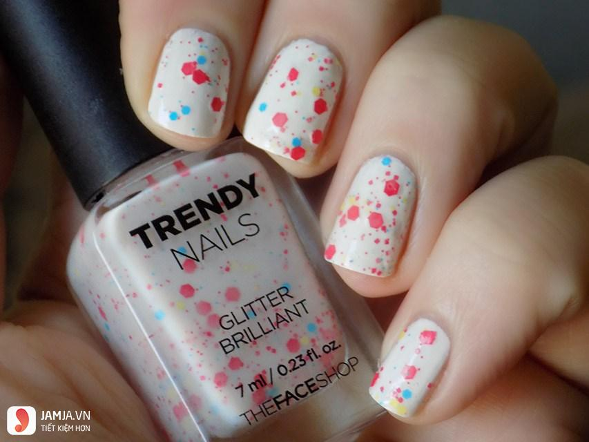 The Face Shop Trendy Nails 4