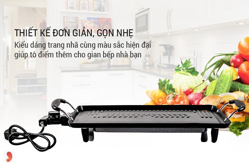 Bếp nướng điện Goldsun GR-GYC 1600