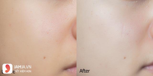 Các tone màu củaMaybelline Baby Skin Instant Instant Pore Eraser 1