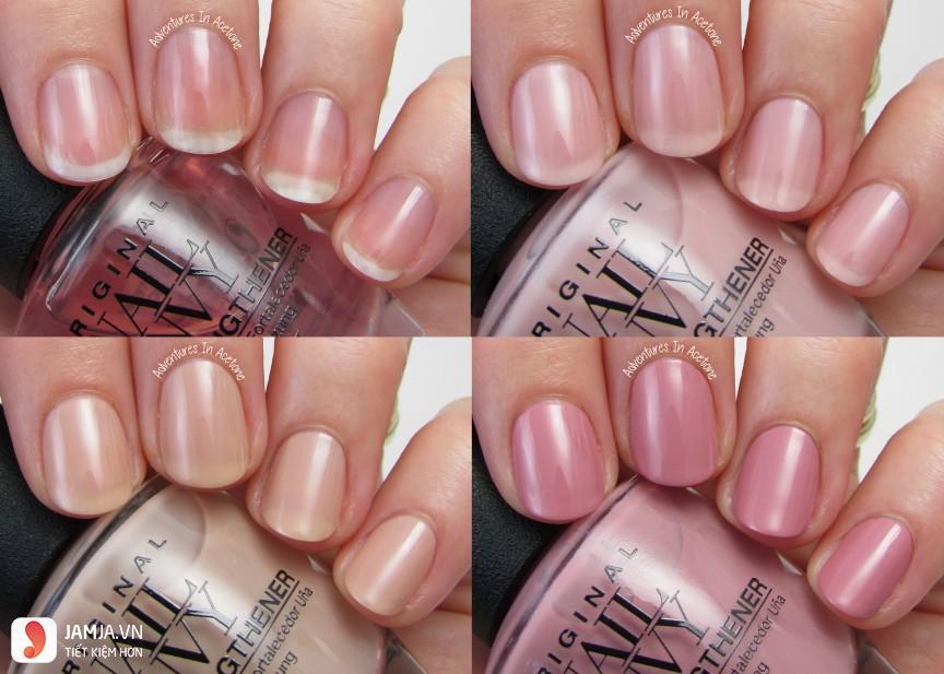 Cách sử dụng sơn móng tay OPI Nail Envy Nail Strengthener - 1