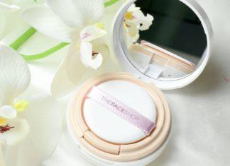 CC Cream The Face Shop