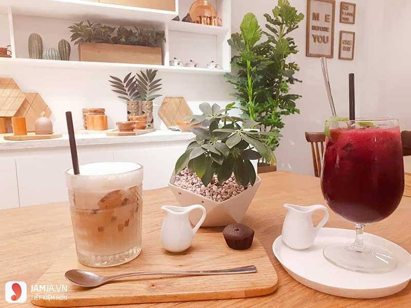 Chanchamayo menu, quán cafe view đẹp ở sài gòn