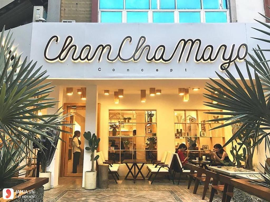 Chanchamayo ngoài trời, quán cafe view đẹp ở sài gòn