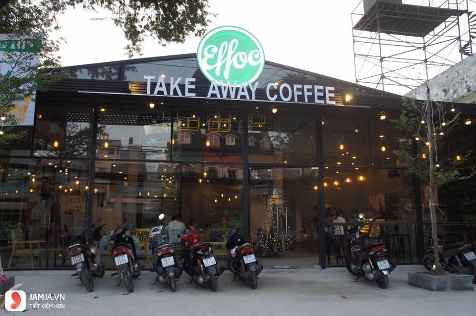 quán Effoc Coffee