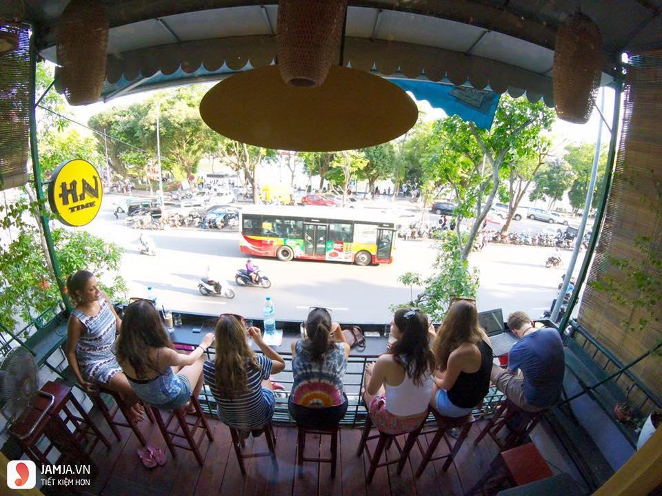 Hanoi Time không gian