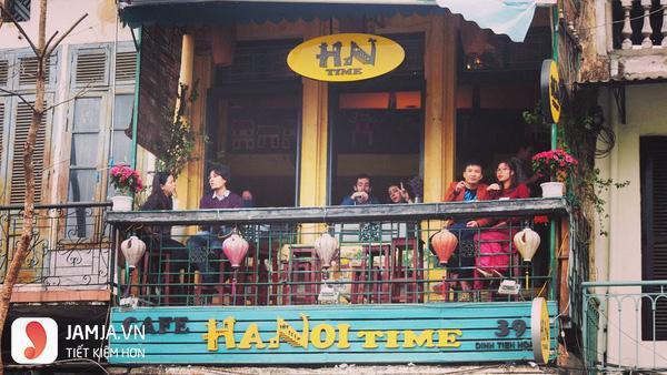 Địa chỉ Hanoi Time