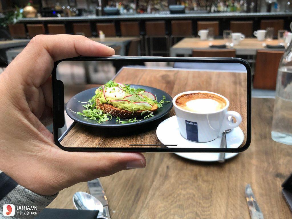 điện thoại Iphone X chụp hình đẹp