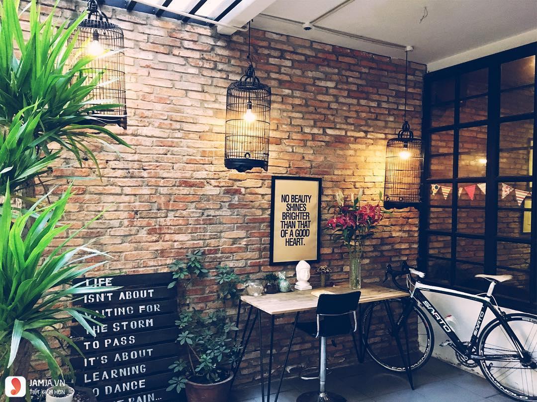 iTune Coffee bên trong, quán cafe view đẹp ở sài gòn