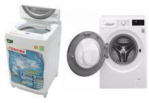 Máy giặt nào tốt và tiết kiệm điện