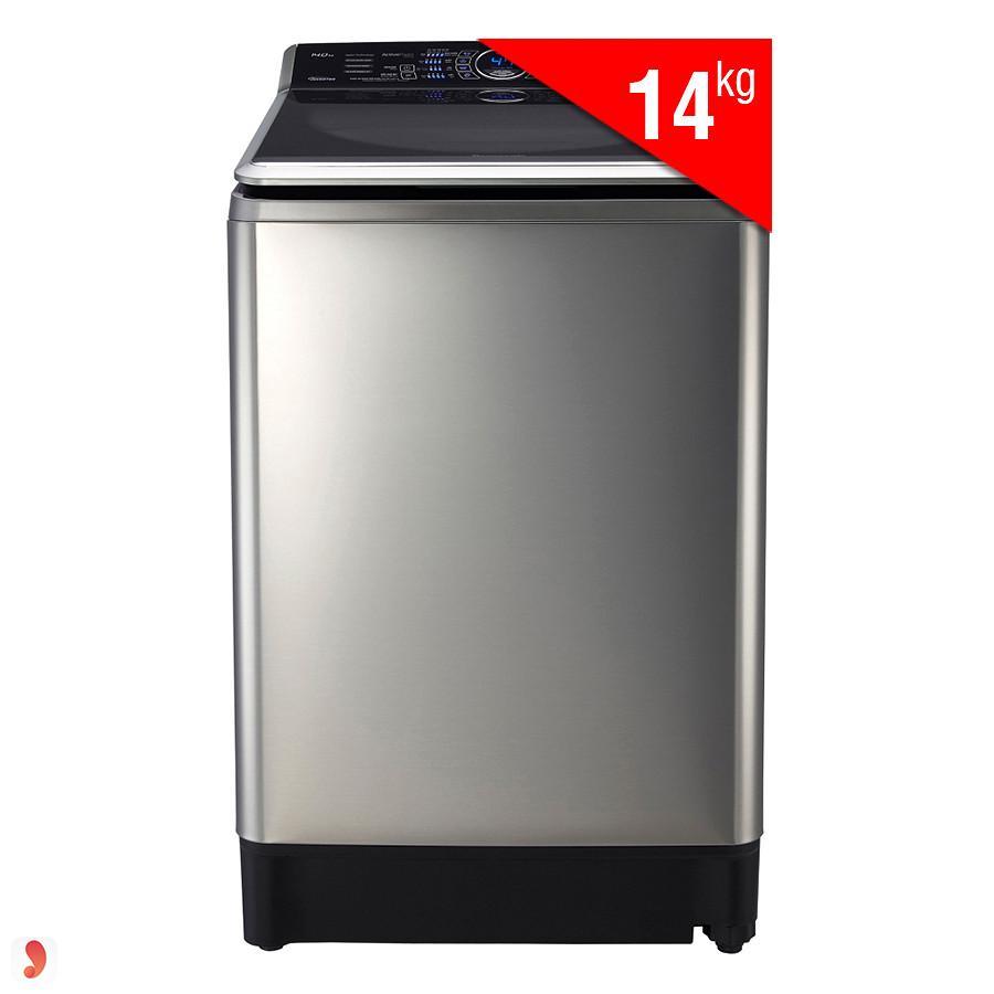 Máy giặt tiết kiệm điện Panasonic NA-FS14V5SRV