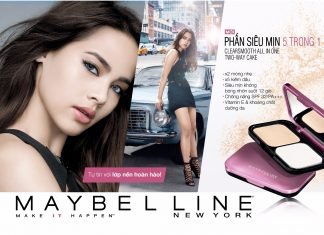phấn nền Maybelline 4