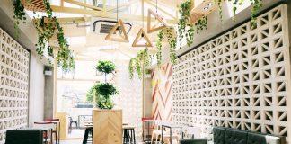 quán trà sữa view đẹp ở Sài Gòn