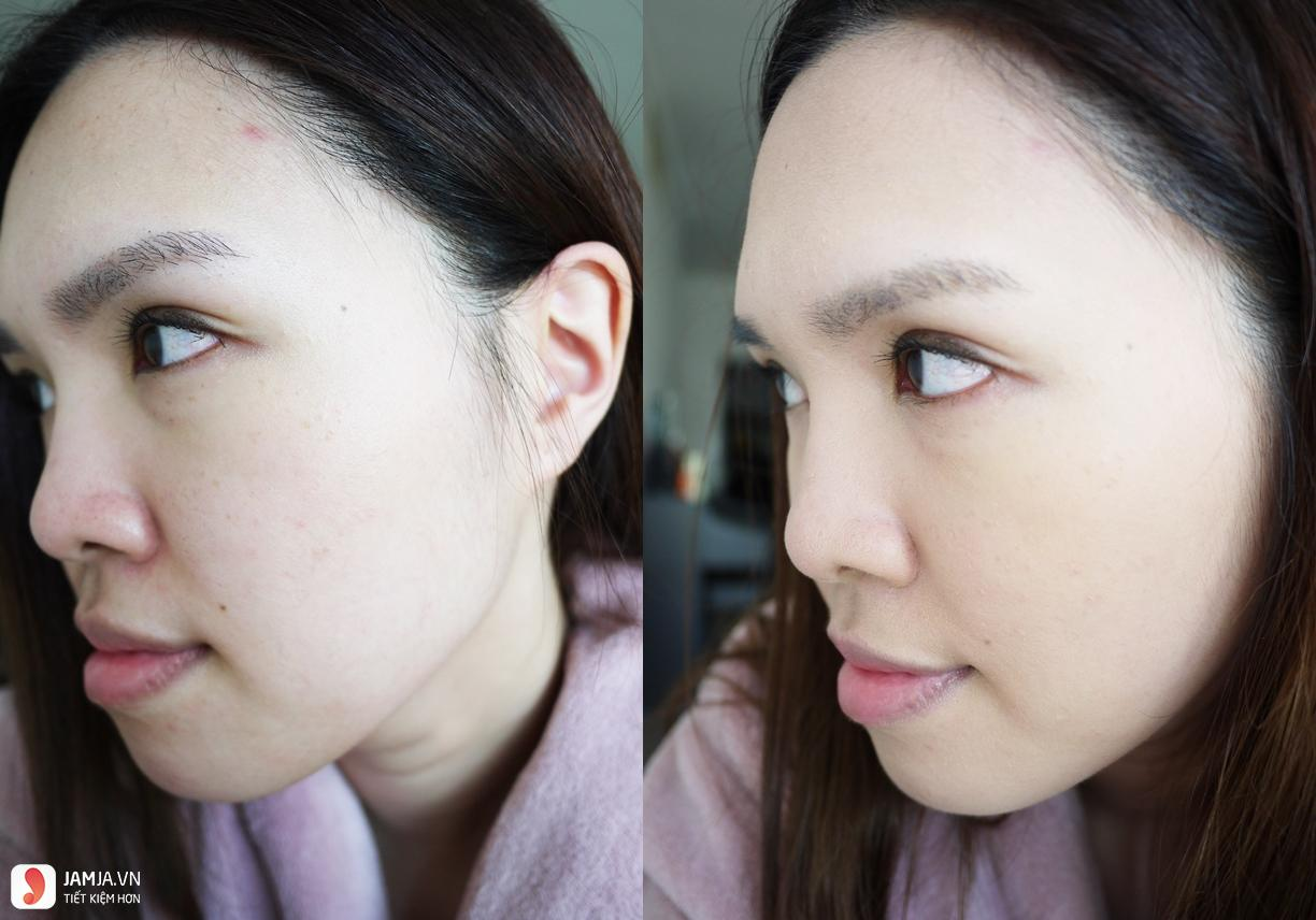 Review chi tiết sản phẩmPhấn Tươi Maybelline Dream Matte Mousse 1