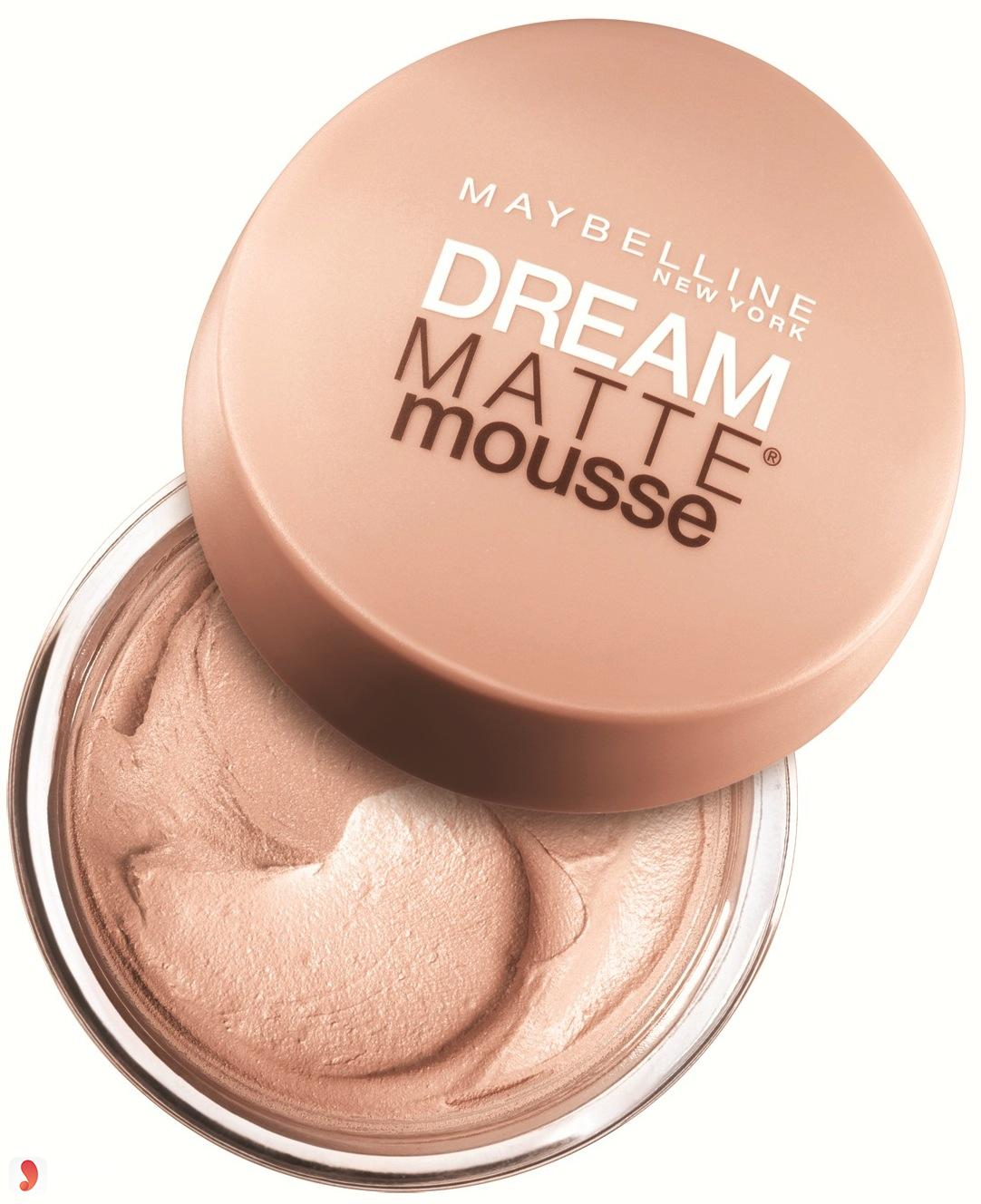 Review chi tiết sản phẩmPhấn Tươi Maybelline Dream Matte Mousse 4